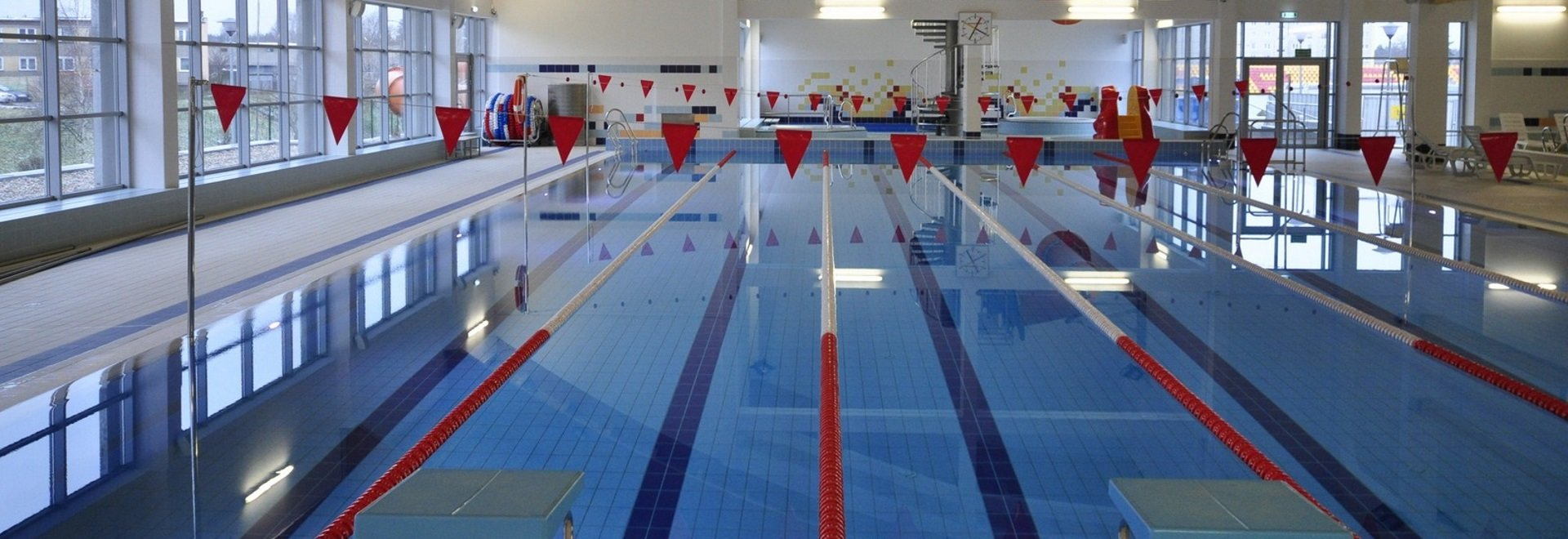 Schwimmbad-Technik