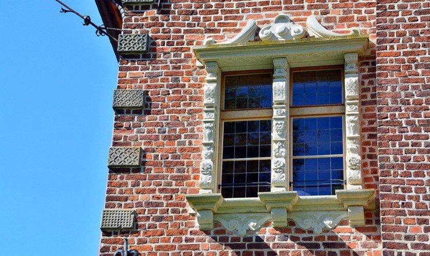 Ziegel-Fassaden, Ziegelmauerwerk