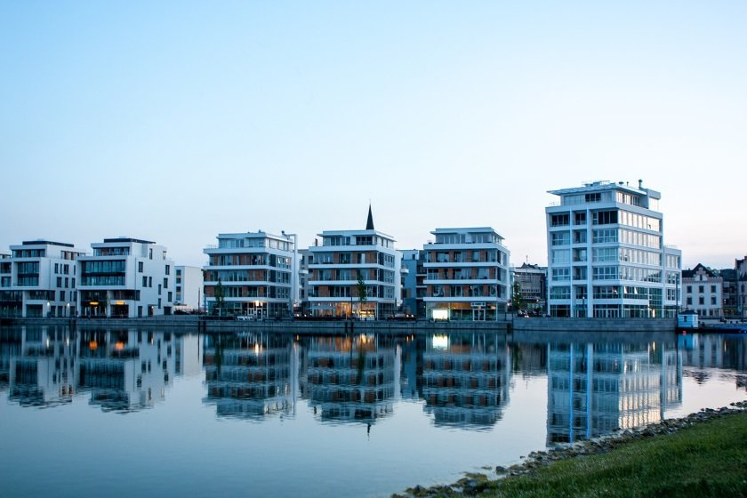 Wohnbebauung Phönix-See