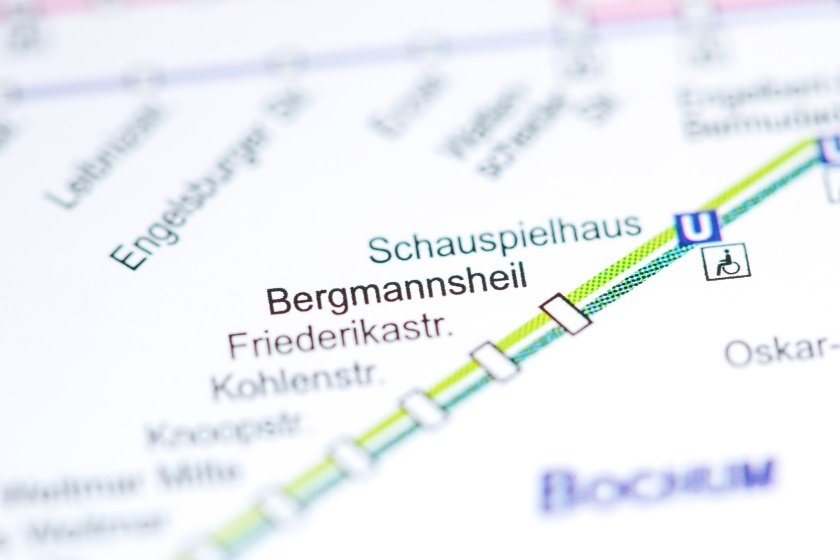 Bergmannsheil Bochum